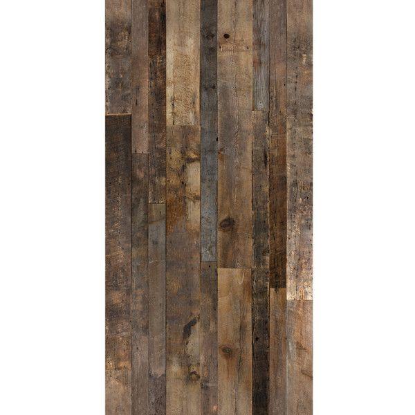 Barn Wood Look Wall Panel 48\
