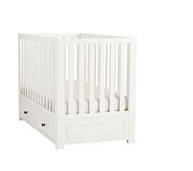 Weston Crib Cribs Minimalist Design Home Decor