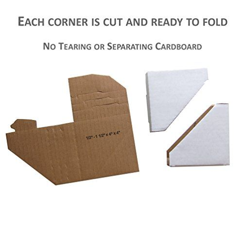 Frame Corner Protectors Cardboard Corner Protectors Adjustable