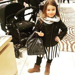 c23207cd3271 Adorable fashionista w  a mini falabella --- too cute!  -D