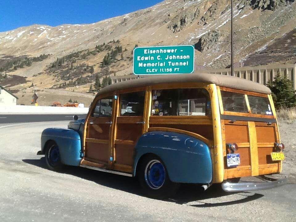 Ford 1946 Woody Wagon ''903-VMH'' (Philip Marks)