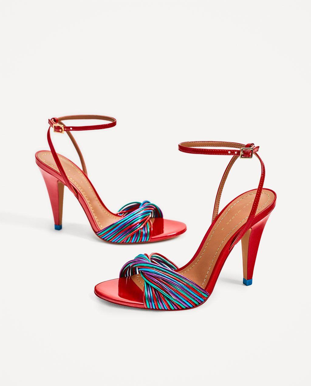 Zapatos Y Pinterest Multicolor Sandalia Sandals Shoes Tiras zgAanv