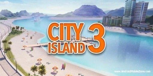 City Island 3 Building Sim Apk V1 8 14 Mod Money Android Game Island City Sims