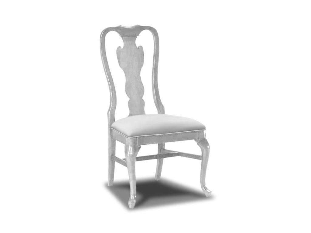 Shop For Drexel Heritage Queen Anne Side Chair, And Other Dining Room Chairs  At Fiore Furniture Company In Altoona, PA. COM: Yd.