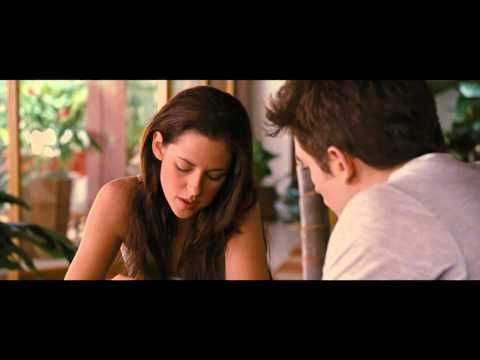 New Breaking Dawn Part 1 Deleted Scene Shows Edward And ...