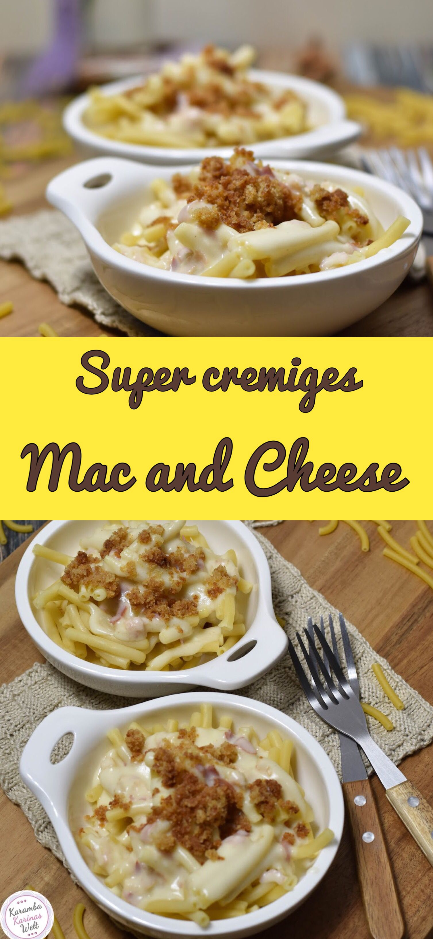 Photo of Super cremige Mac and Cheese