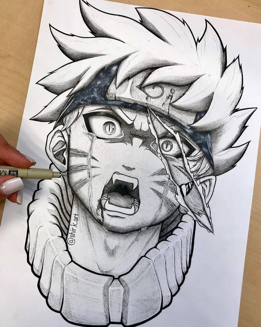 Cartoon Drawing Tips Naruto Sketch Anime Sketch Sketches