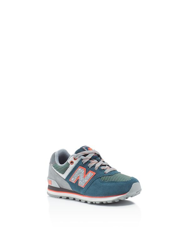 best loved c6cf9 7270f New Balance Boys' 574 Outside In Sneakers - Toddler, Little Kid ...