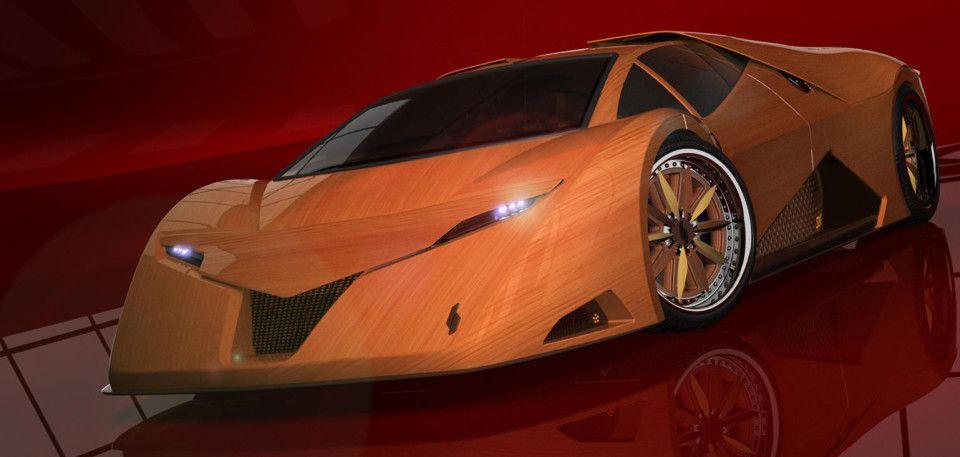 Splinter: The Wooden Supercar 4