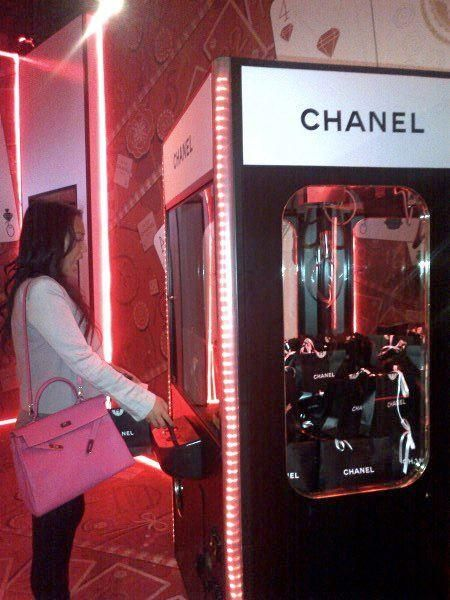 Image result for Chanel's gaming arcade pinterest