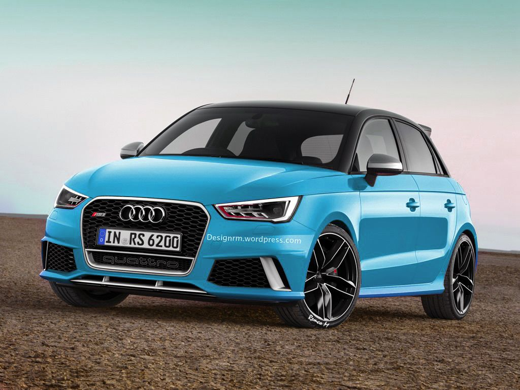 Audi Is Not Interested In A1 Based Rs1 Claims Report Audi A1 Audi Cars Audi