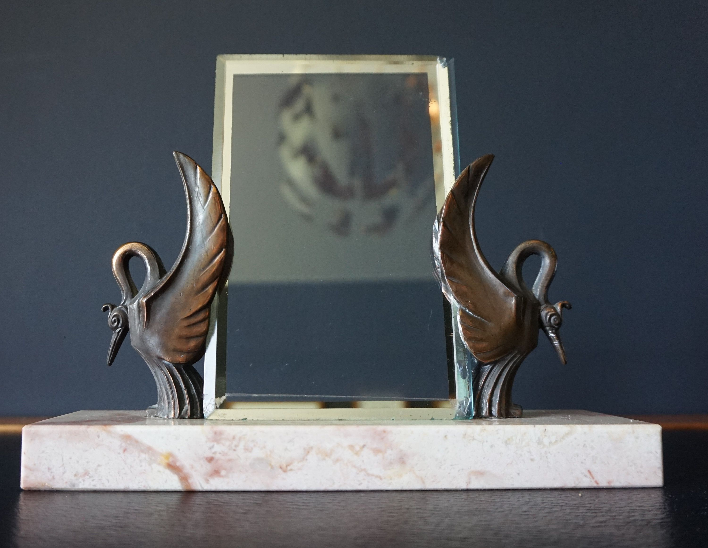 Art deco french picture frame 1920s picture frame