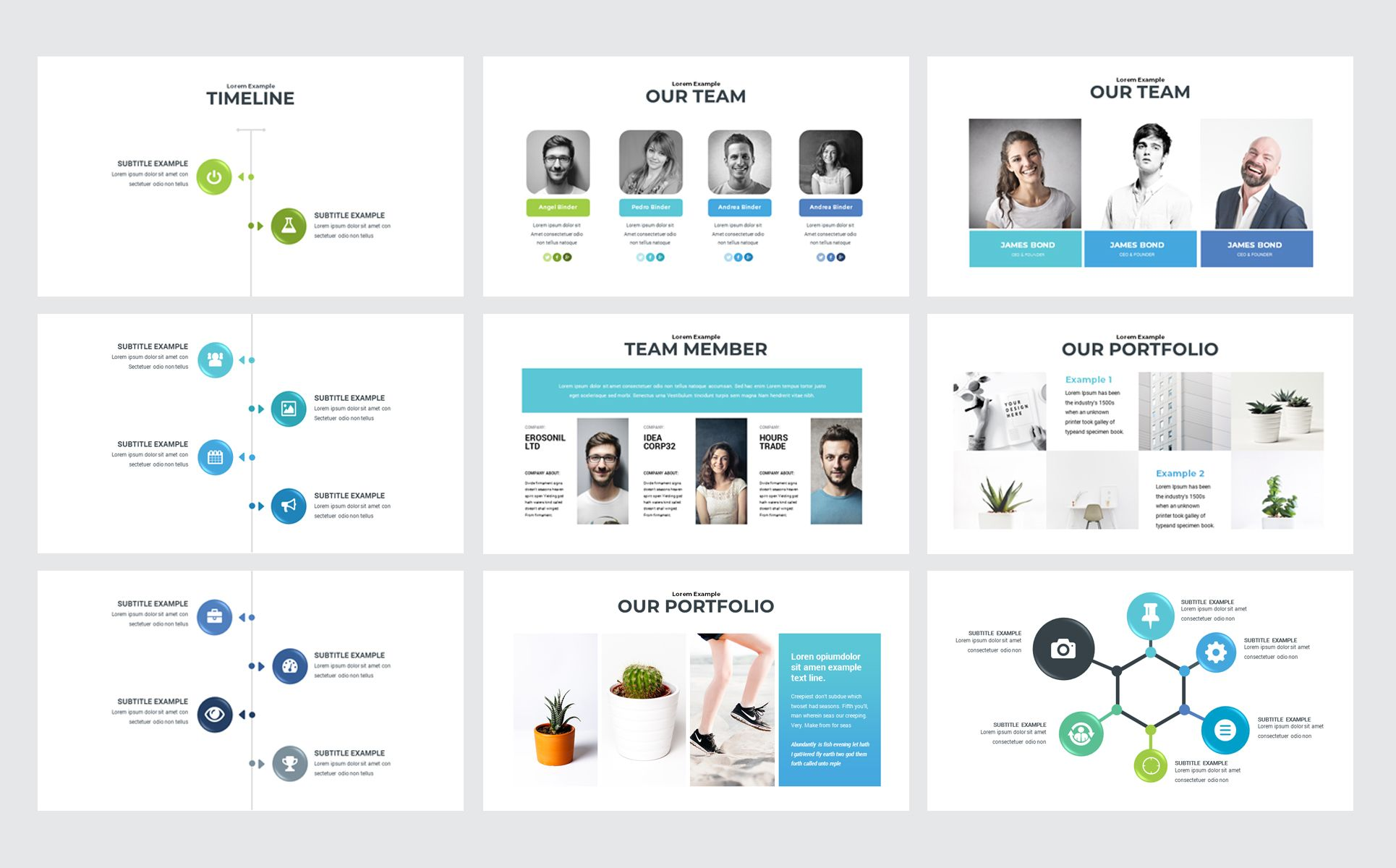 Clean Simple Powerpoint Template 74618 Simple Powerpoint Templates Creative Powerpoint Presentations Powerpoint Templates