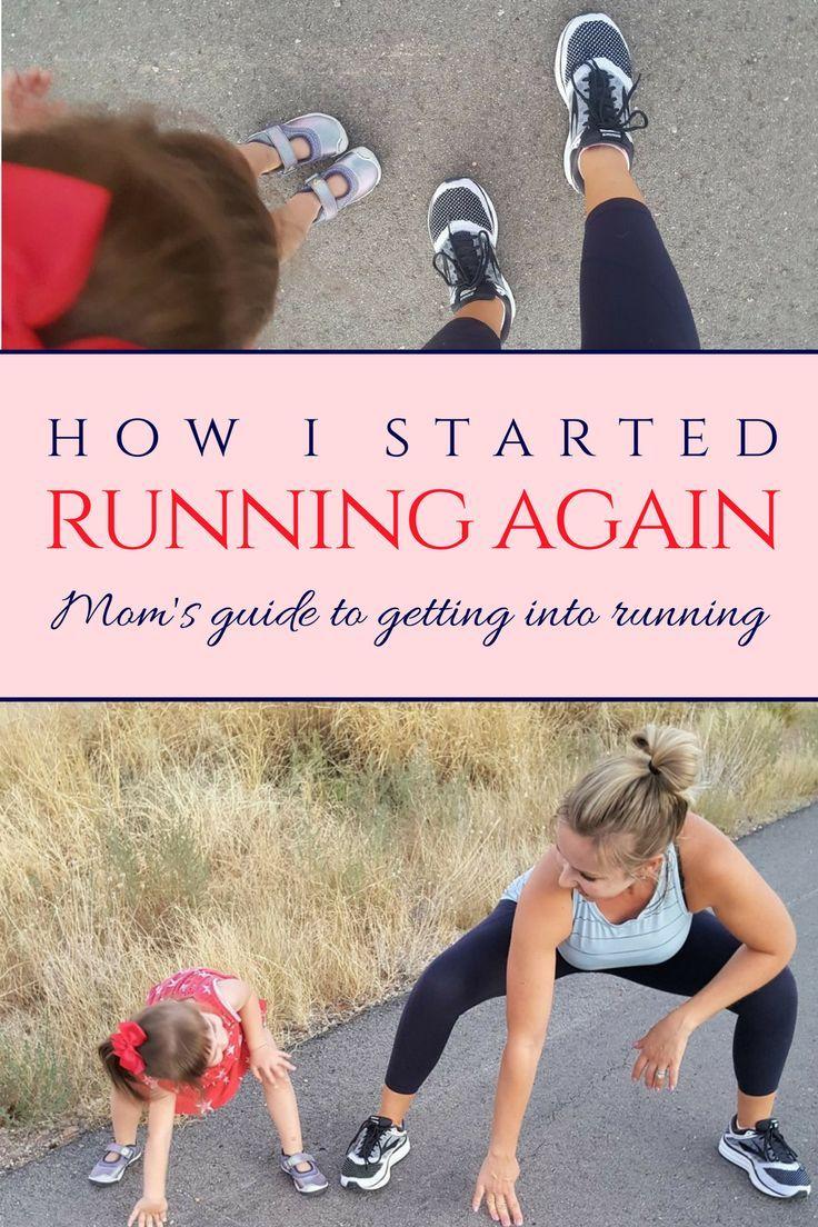 How I started running again How to start running