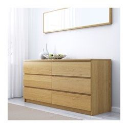 Com Compra Tus Muebles Y Decoracion Online Oak Bedroom Furniture Ikea Malm Dresser Chest Of Drawers Decor