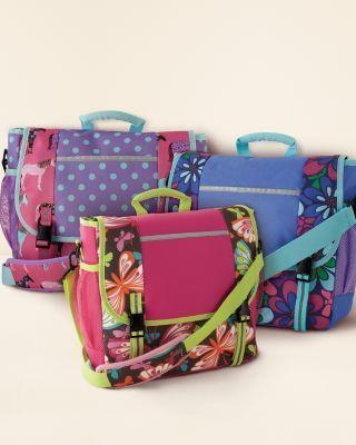 Garnet Hill Kids Messenger Bag