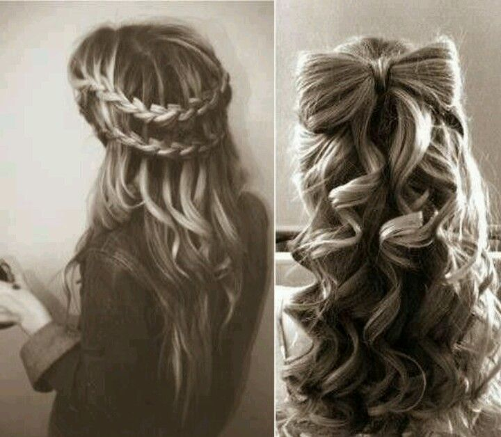 Right Side...prom Hairstyle