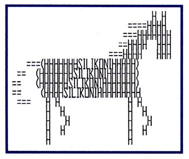 Silikoni Horse
