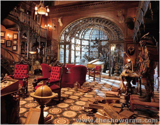 design ideas steampunk interior design ideas through cool in - Steampunk Interior Design Ideas