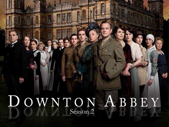 Downton Abbey Season 2 Uk Edition My Fave S Downton Abbey