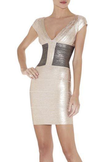 Herve Leger Melena Folt-Pring Bandage Dress this dress will be mine