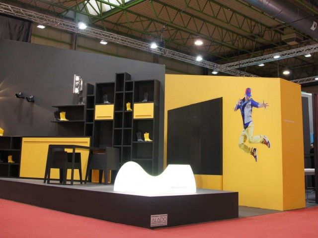 Stand muebles jjp feria del mueble de zaragoza decoraci n for Feria del mueble zaragoza