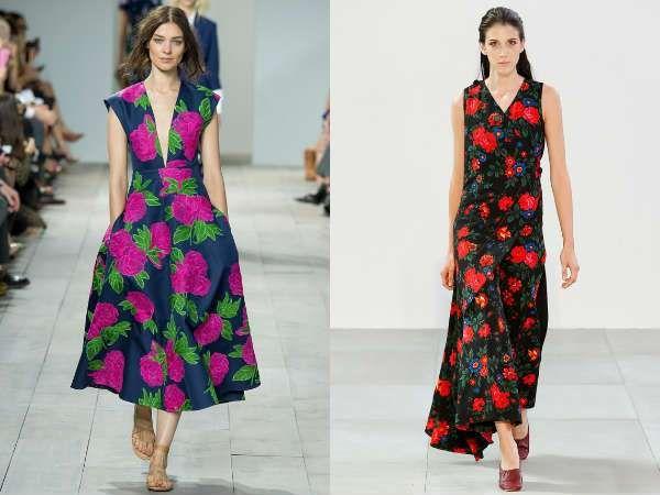 Spring-Summer Fashion Dresses 2019