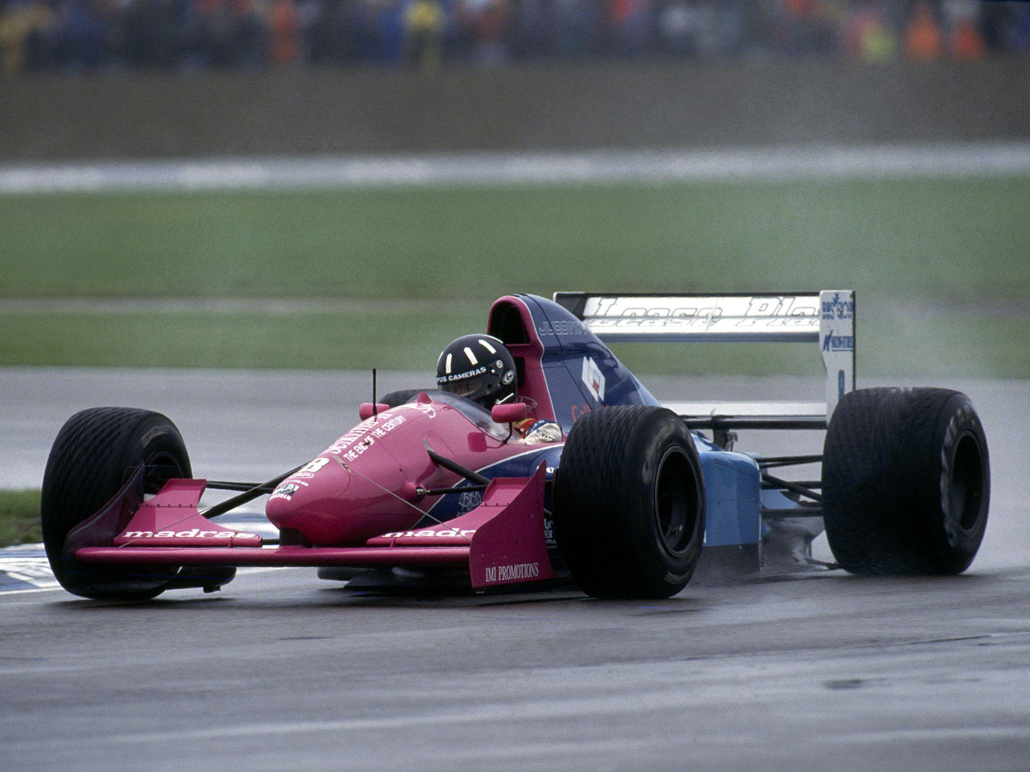 Brabham F1 - foto by Pinterest, Robin Dettingmeijer