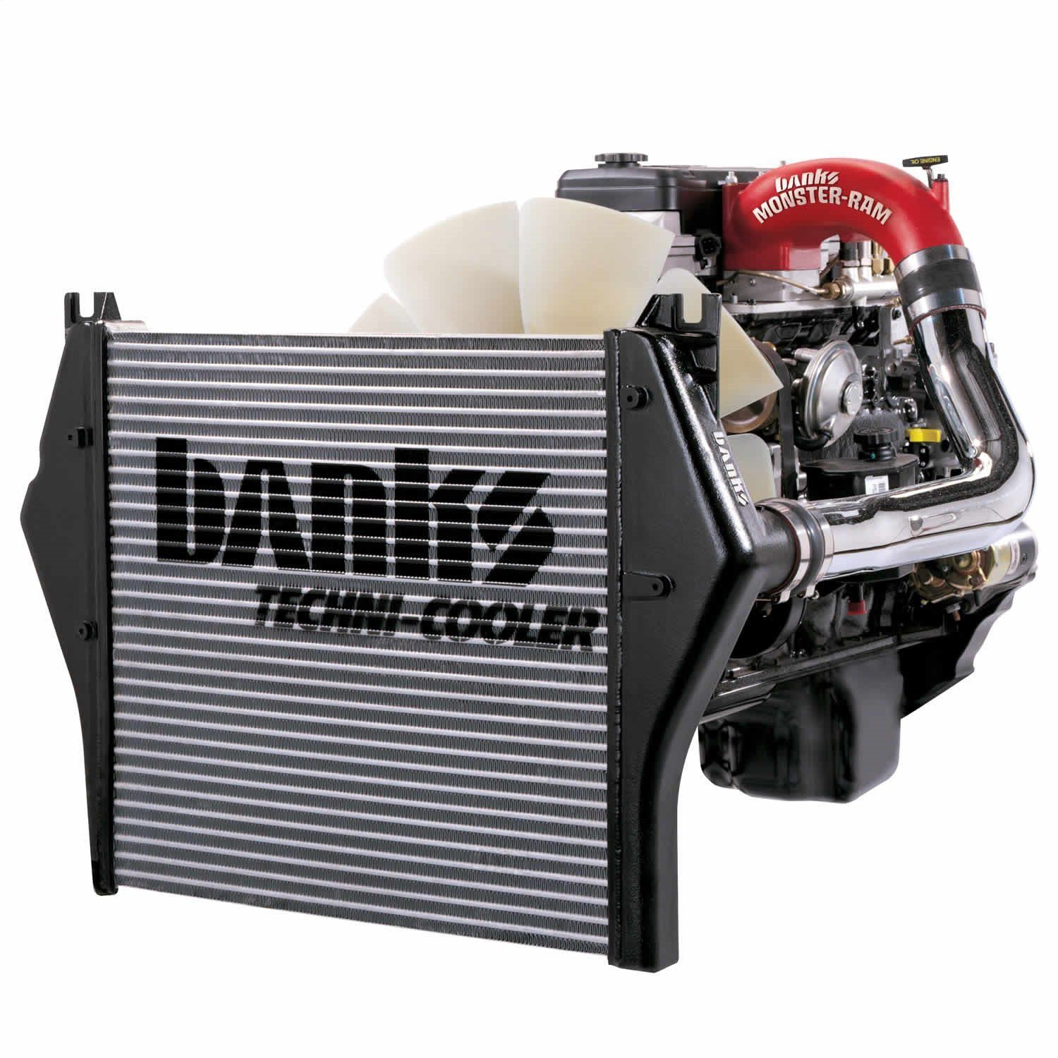 Banks 25981 Techni Cooler Intercooler System Reviews Pros Cons For 5 7l 06 Dodge Cummins American Muscle Cars Dodge Dodge Power Wagon