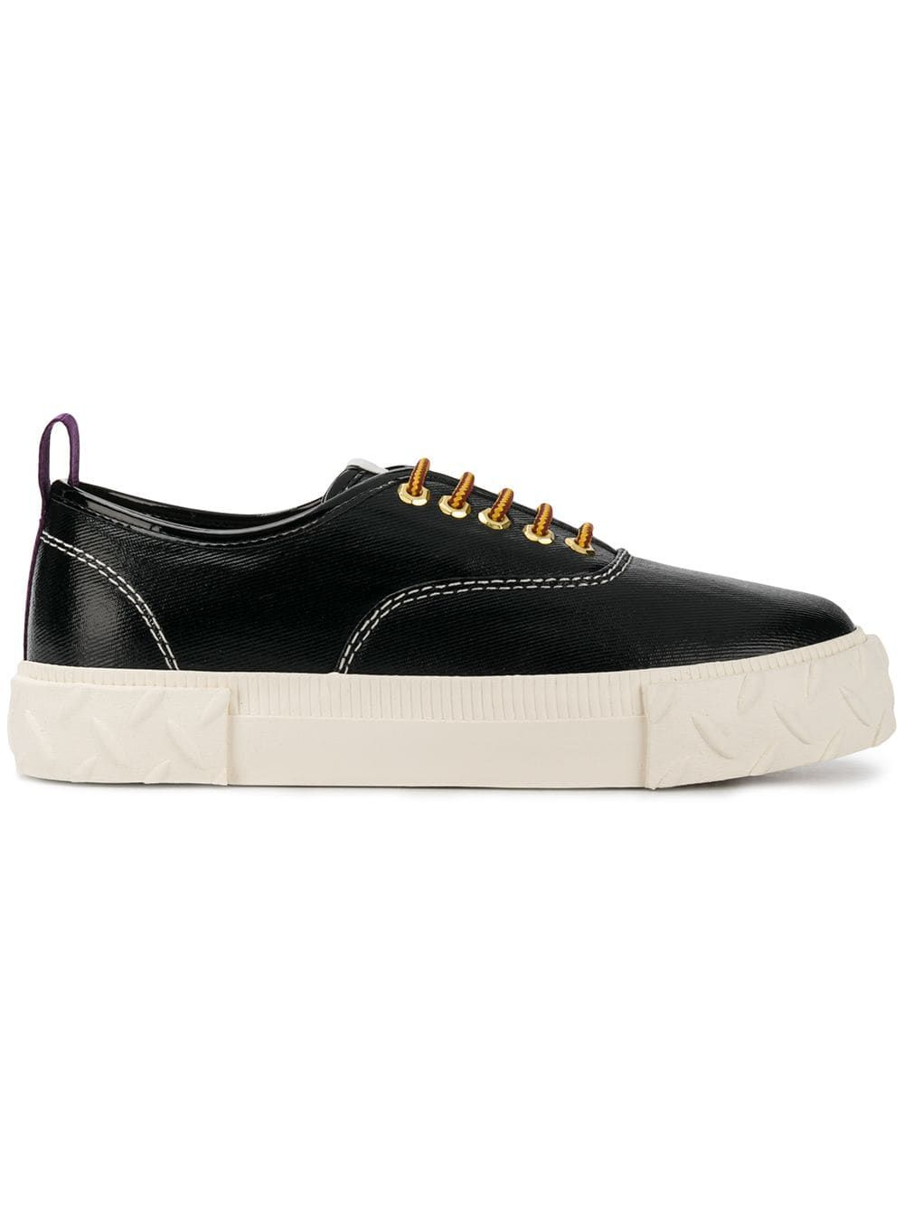 556c597a8da Eytys flatform lace-up sneakers - Black in 2019   Products ...