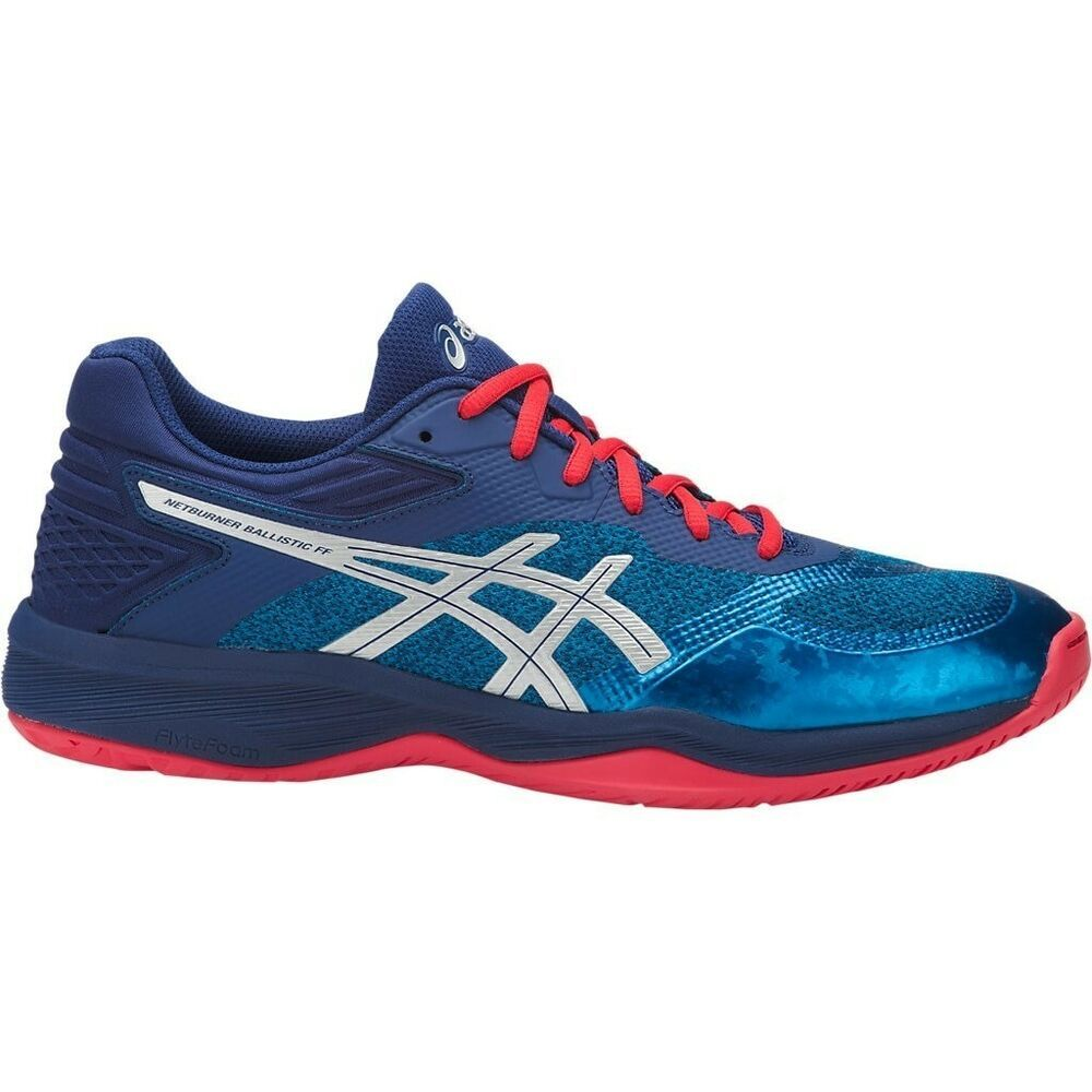 Details About Mens Volleyball Shoes Asics Gel Netburner Ballistic Ff Squash Volleyball Volleyball Shoes Asics Volleyball Shoes