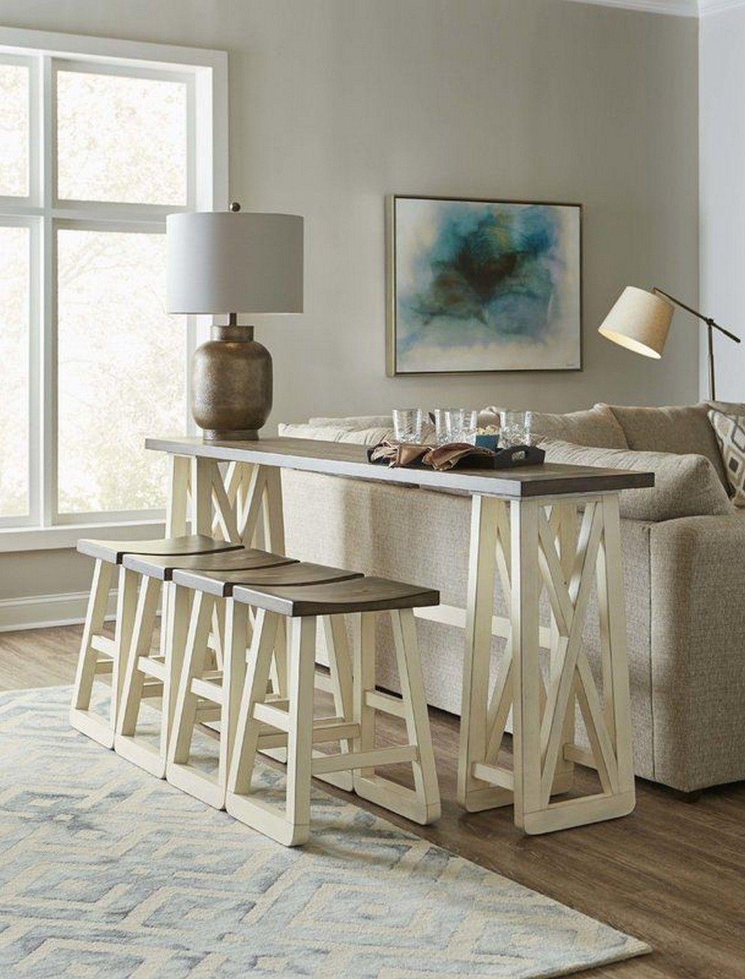 63 our beautiful farmhouse sofa table sofa table decor