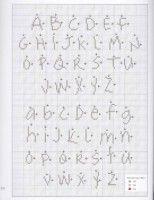 Gallery.ru / Фото #113 - Helene Le Berre - Alphabets - velvetstreak