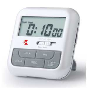 Ila Ez Set Talking Timer Timer Clock Timer Clock
