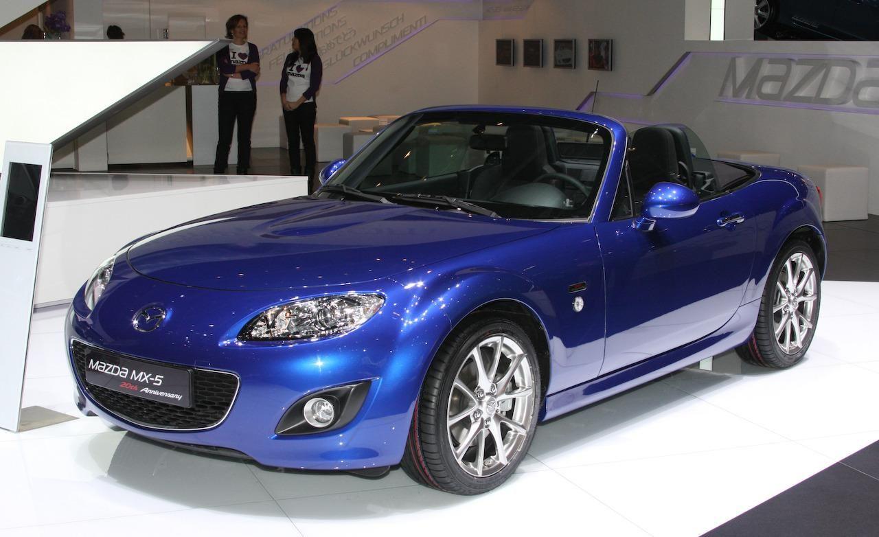 Kekurangan Mazda Mx5 2010 Spesifikasi