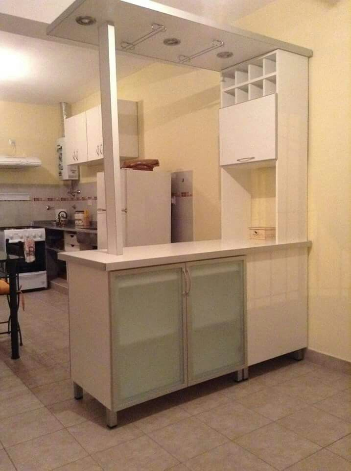 Divisor de ambientes d 790 for Muebles de cocina colgantes