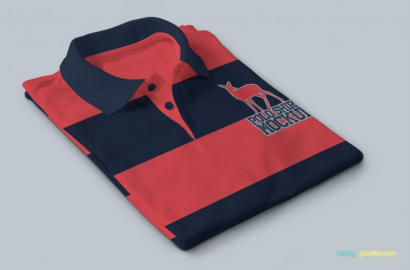 Download 13 Exceptional Polo Shirt Mockups For Your Shirt Designs Zippypixels