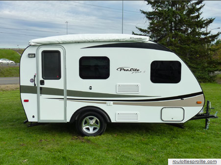 Camp trailers. Prolite Plus S from Starling Travel   Gma and Gpa Style Camping