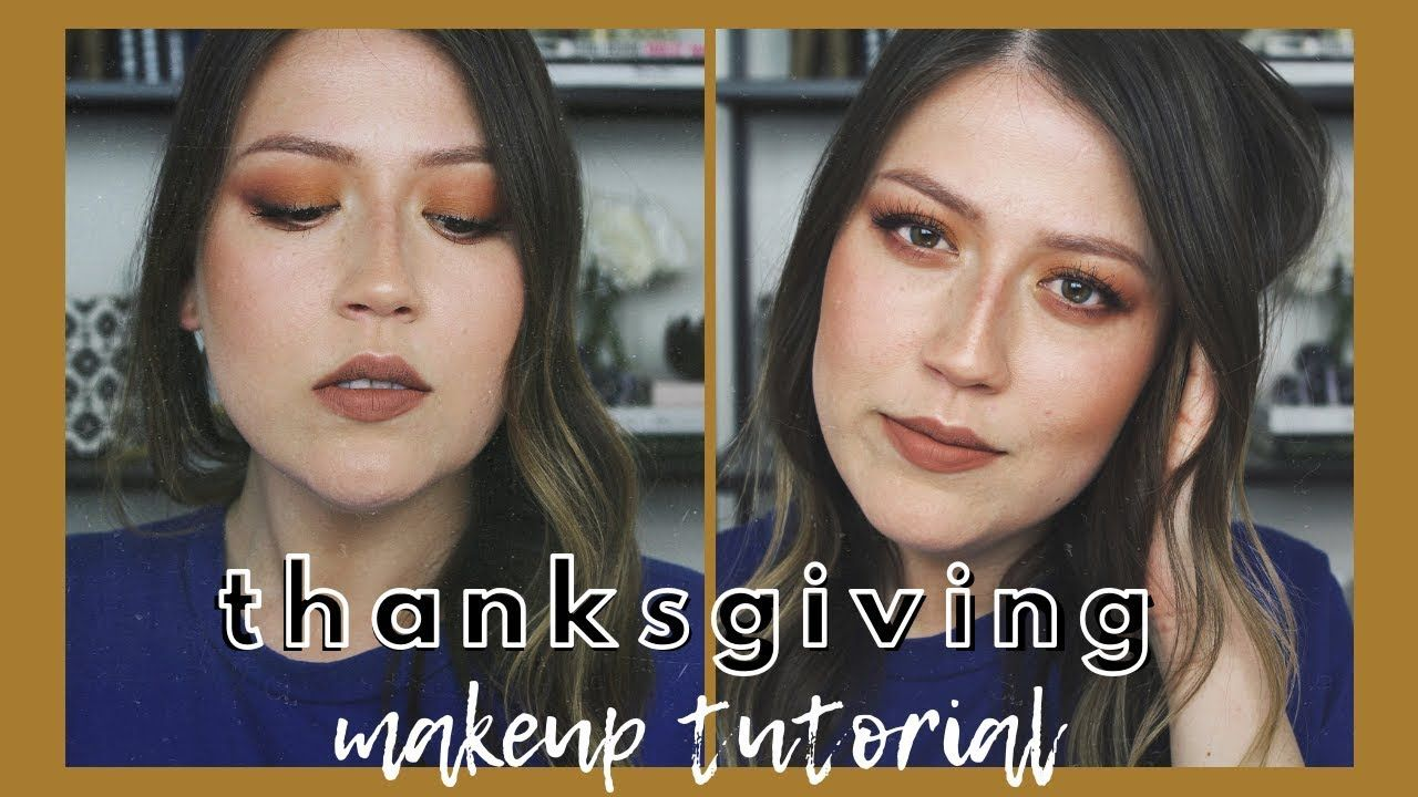 Photo of Thanksgiving Makeup Tutorial | Herbst Make-up