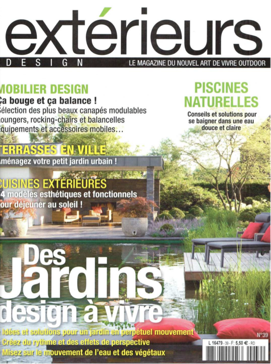 Lampe Paris in Design Extérieurs (May-June 2014) #Maiori ...