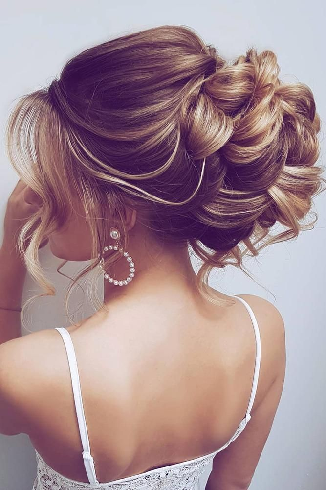 30 Bridal Hairstyles For Perfect Big Day Party #hairstyle 30 Timeless Bridal Hairstyles ❤ timeless bridal hairstyles elegant high updo on blonde hair hairbyhannahtaylor #weddingforward #wedding #bride #weddinghairstyles #timelessbridalhairstyles #shortbridalhairstyles