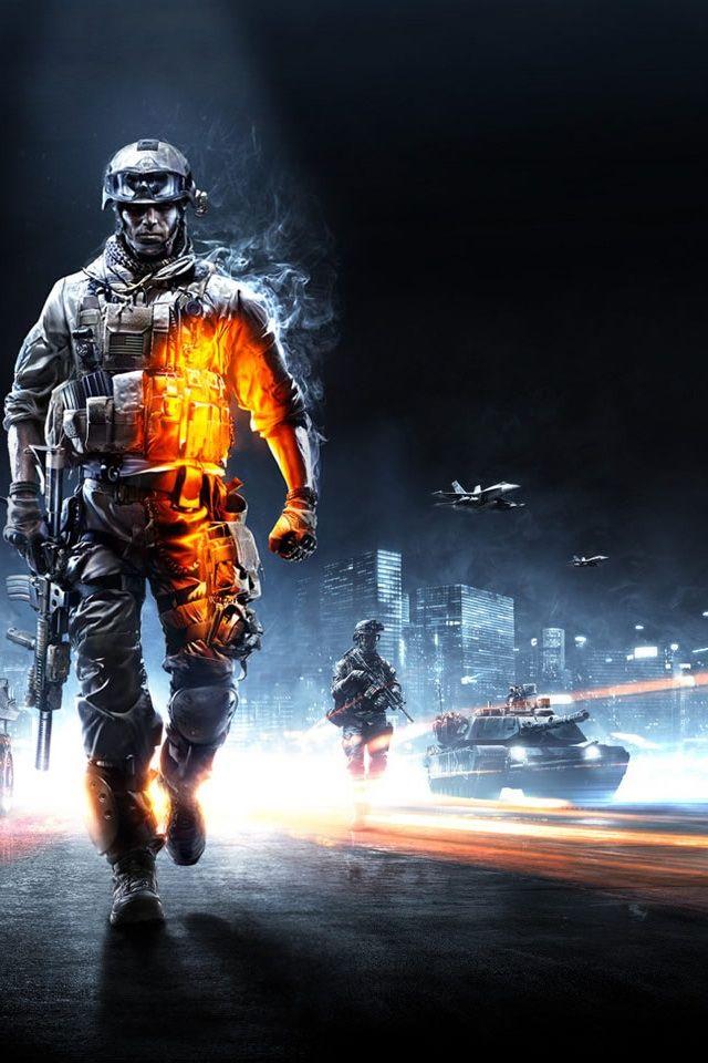 Battlefield3 With Images Battlefield Army Wallpaper Alien Vs
