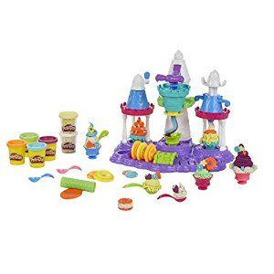 Amazon.com: Play-Doh Ice Cream Castle: Toys & Games