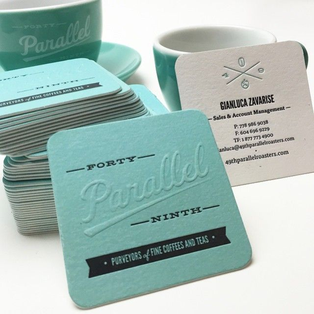 Pin by chad syme on print design pinterest 49th parallel instagram post by jukebox print jun 30 2015 at 627pm utc square business cardscreative colourmoves Images
