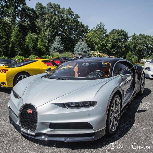 Bugatti Chiron Sport Top Speed: Bugatti Chiron Top Speed 261 Mph #bugattichiron
