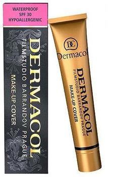 DERMACOL FILMSTUDIO MAKEUP COVER FOUNDATION Dermacol