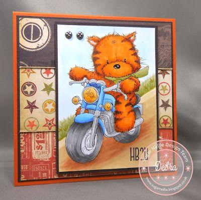 Sugar Nellie Easy Rider Easy Rider Cat Cards Rider