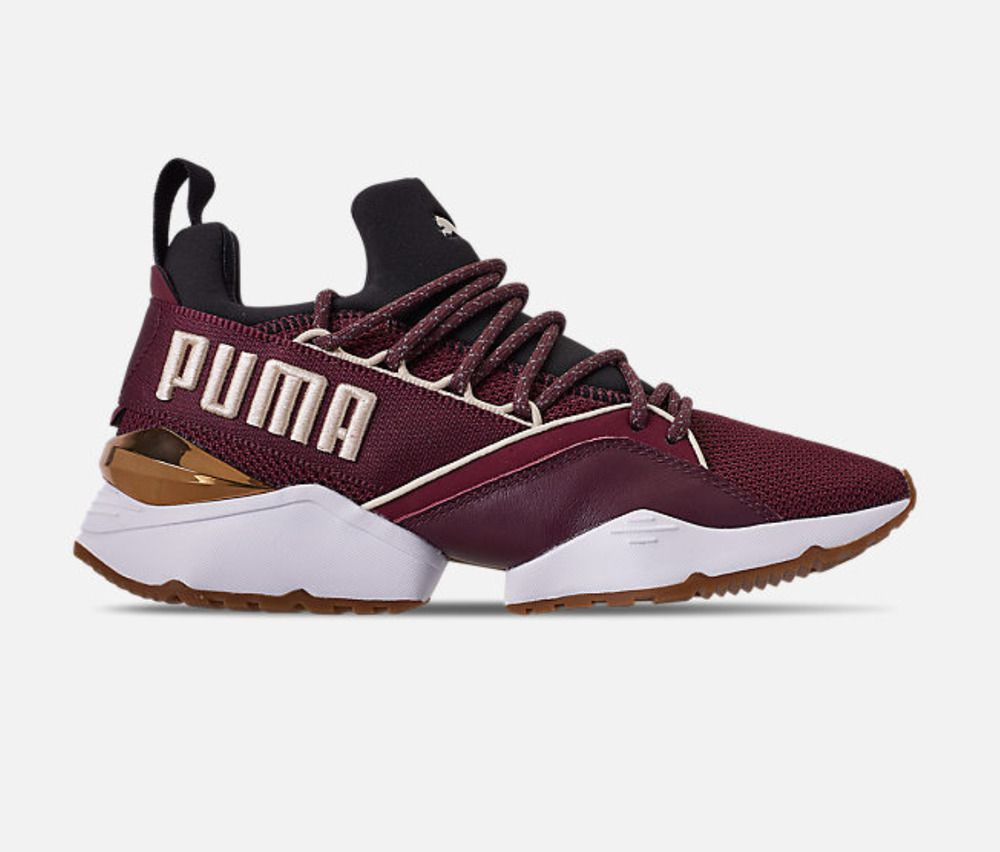 PUMA - Muse Maia Smet Running Shoes Fig