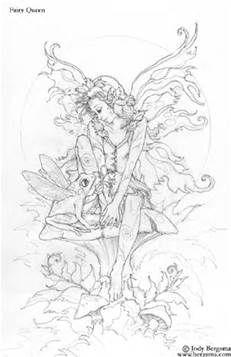 Enchanted Designs Fairy & Mermaid Blog: Free Fairy & Mermaid Coloring ...