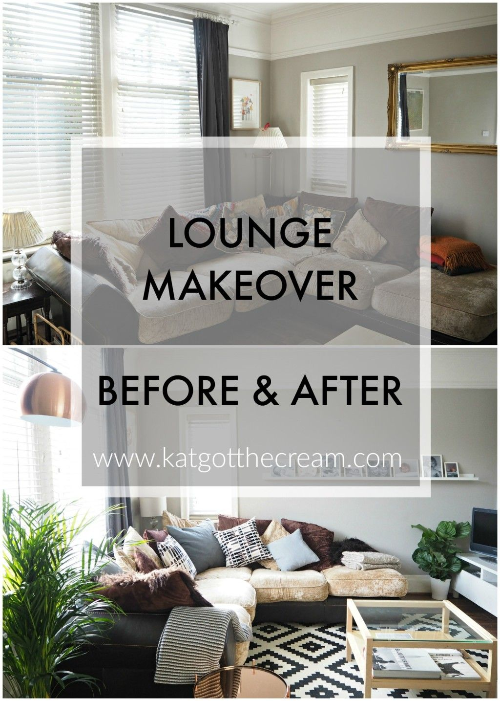 Lounge Refresh Before After Video Beauty Tips